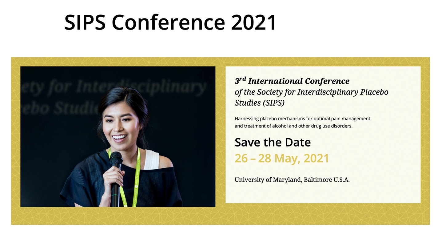 SIPS Conference May 2021